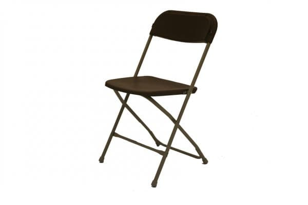 Folding Samsonite Style Chair Hire - BE Event Furniture Hire
