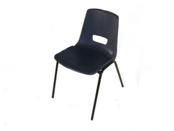 Plastic Stacking Chair Hire - Large Volume Chairs Hire - BE Event Hire