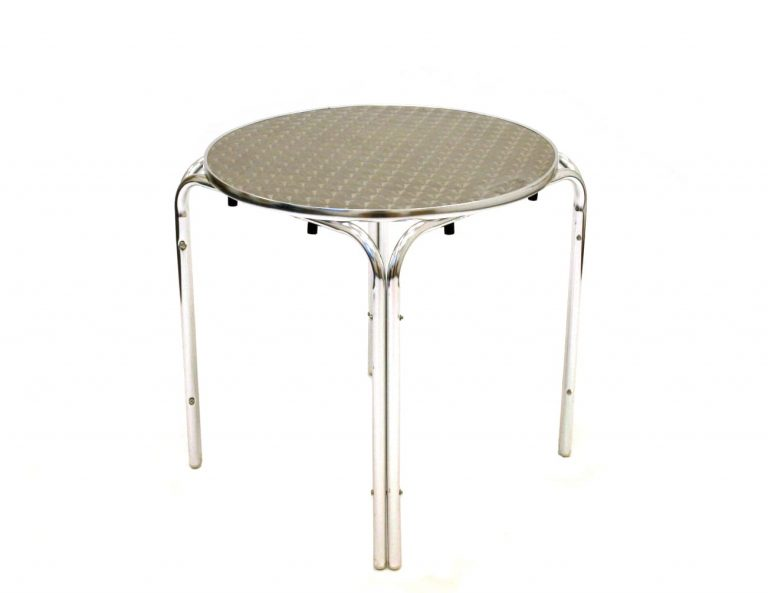 Aluminium Table Hire - BE Event Furniture Hire