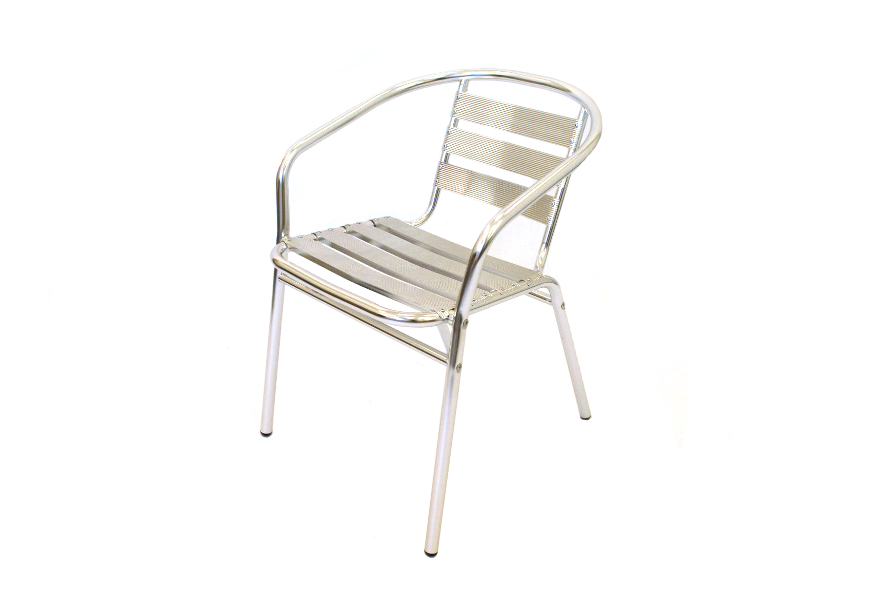 Aluminium Bistro Chairs Hire - Indoor & Outdoor Events - BE Event Hire