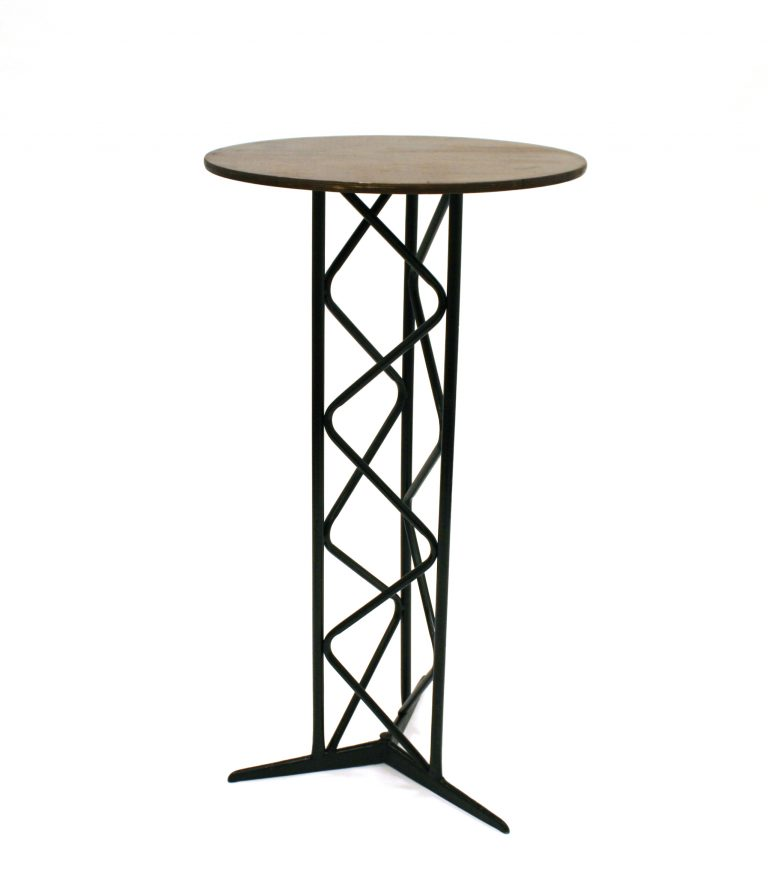 Burghley Poseur Tables / High Tables to Hire - BE Event Hire