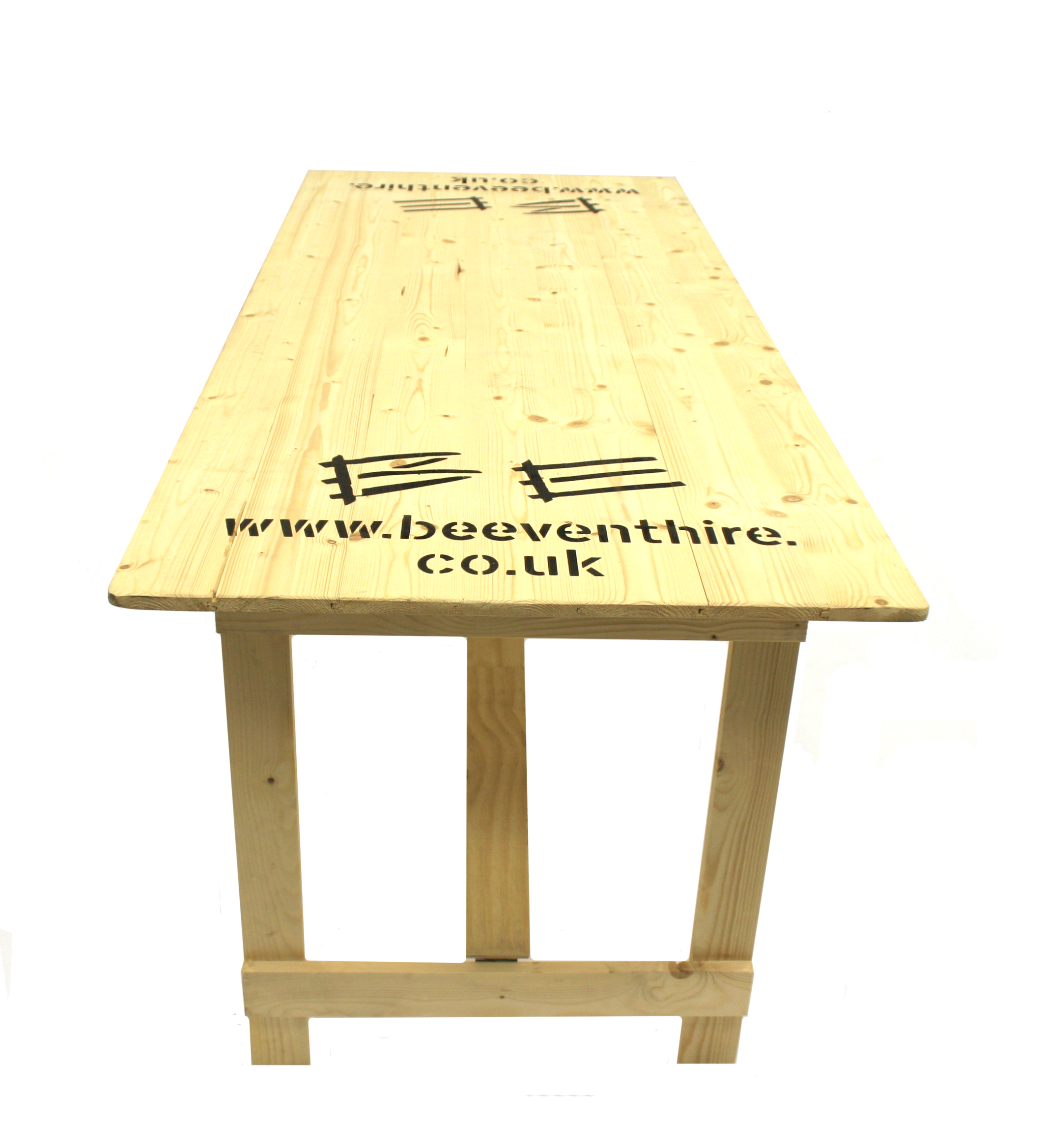 6'x 2'6'' Trestle Table - BE Event Hire