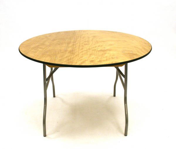 5' Diameter Table - BE Event Hire