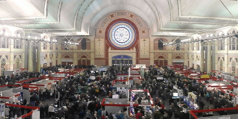 Alexandra Palace Furniture Hire For The London Model