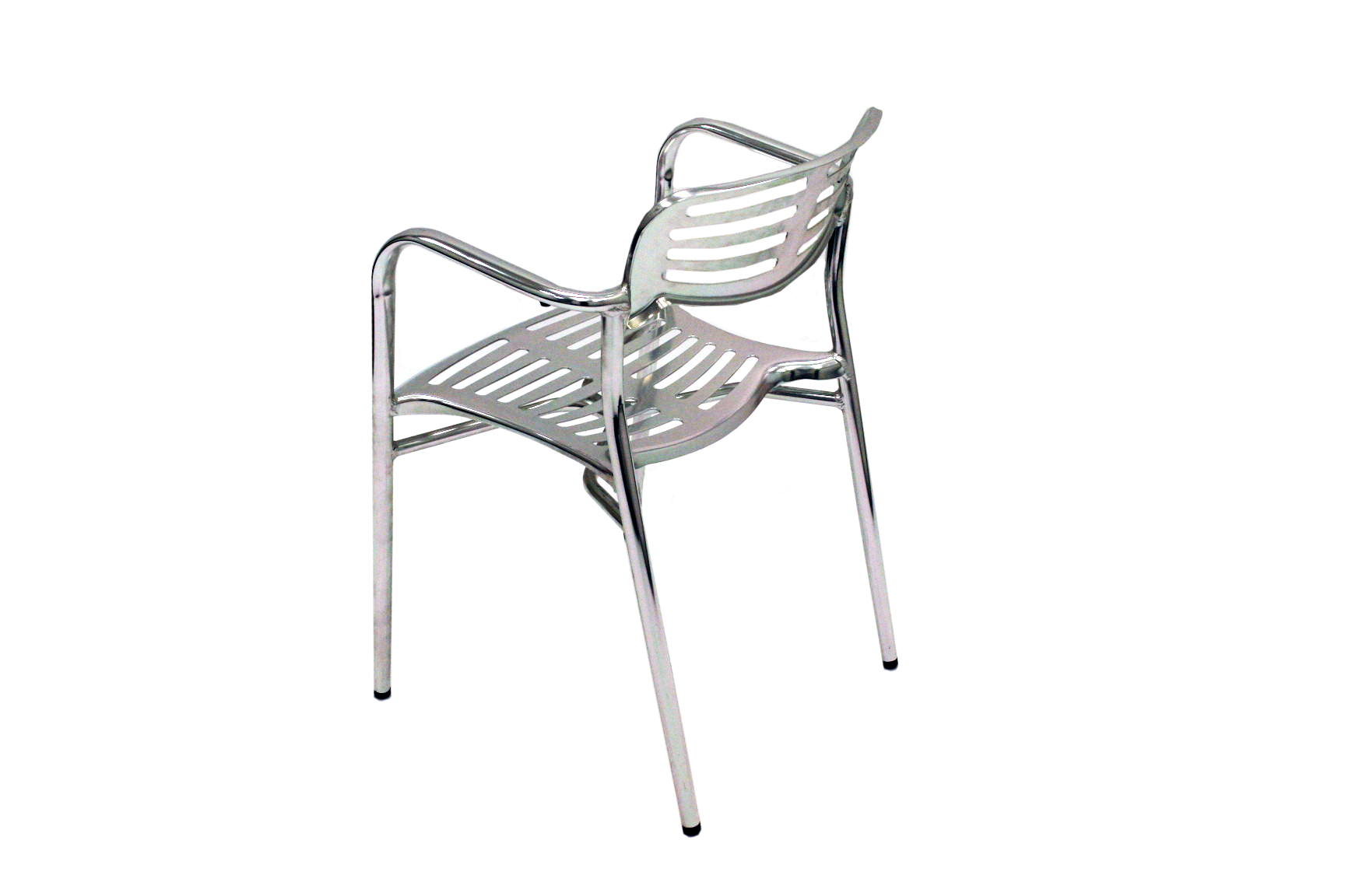 Milano Chairs - Welded aluminium chair - BE Event Hire