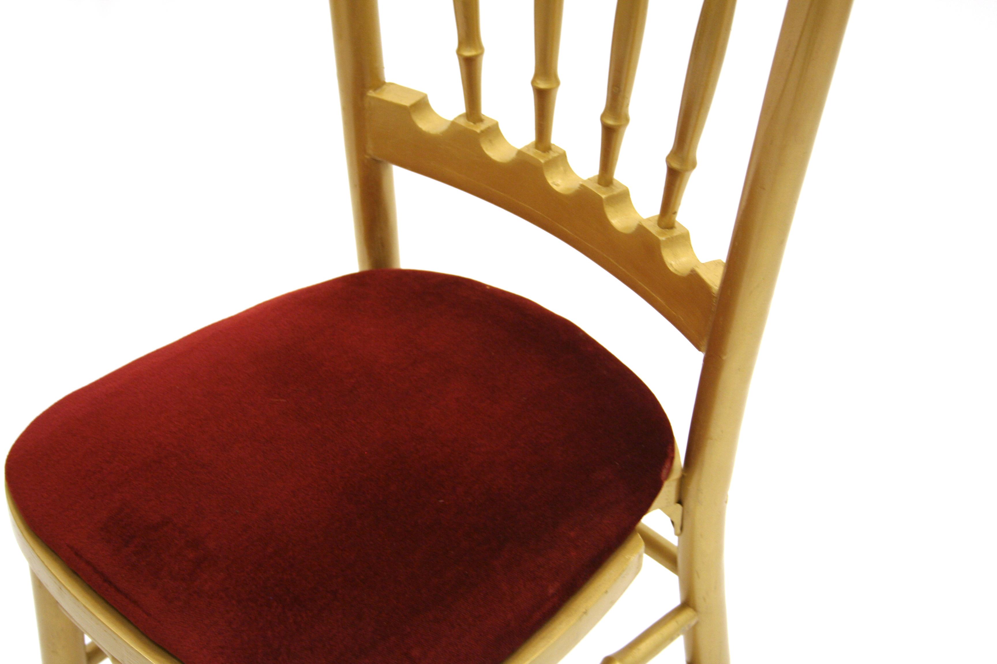 Gold Cheltenham Gilt Chairs For Hire Wooden Frame
