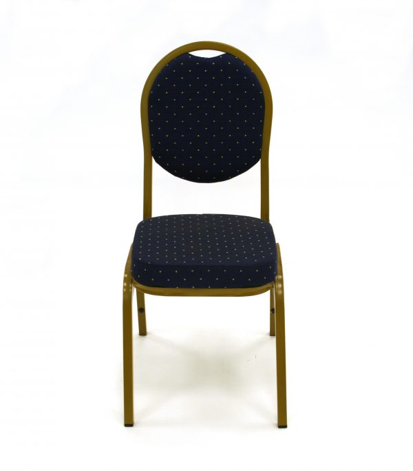 Blue Banqueting Chairs - BE Event Hire