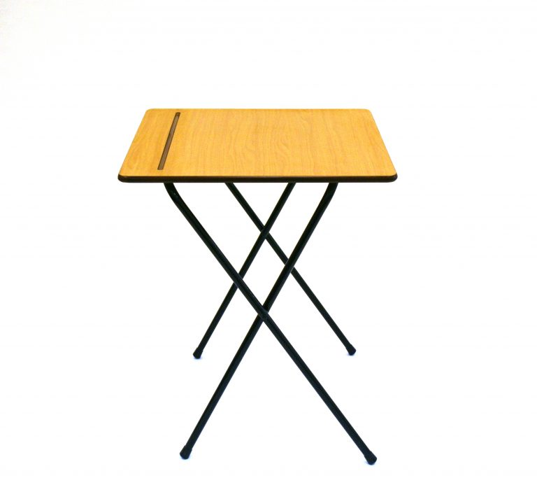 Table Hire - Exam Desk - BE Event Furniture Hire
