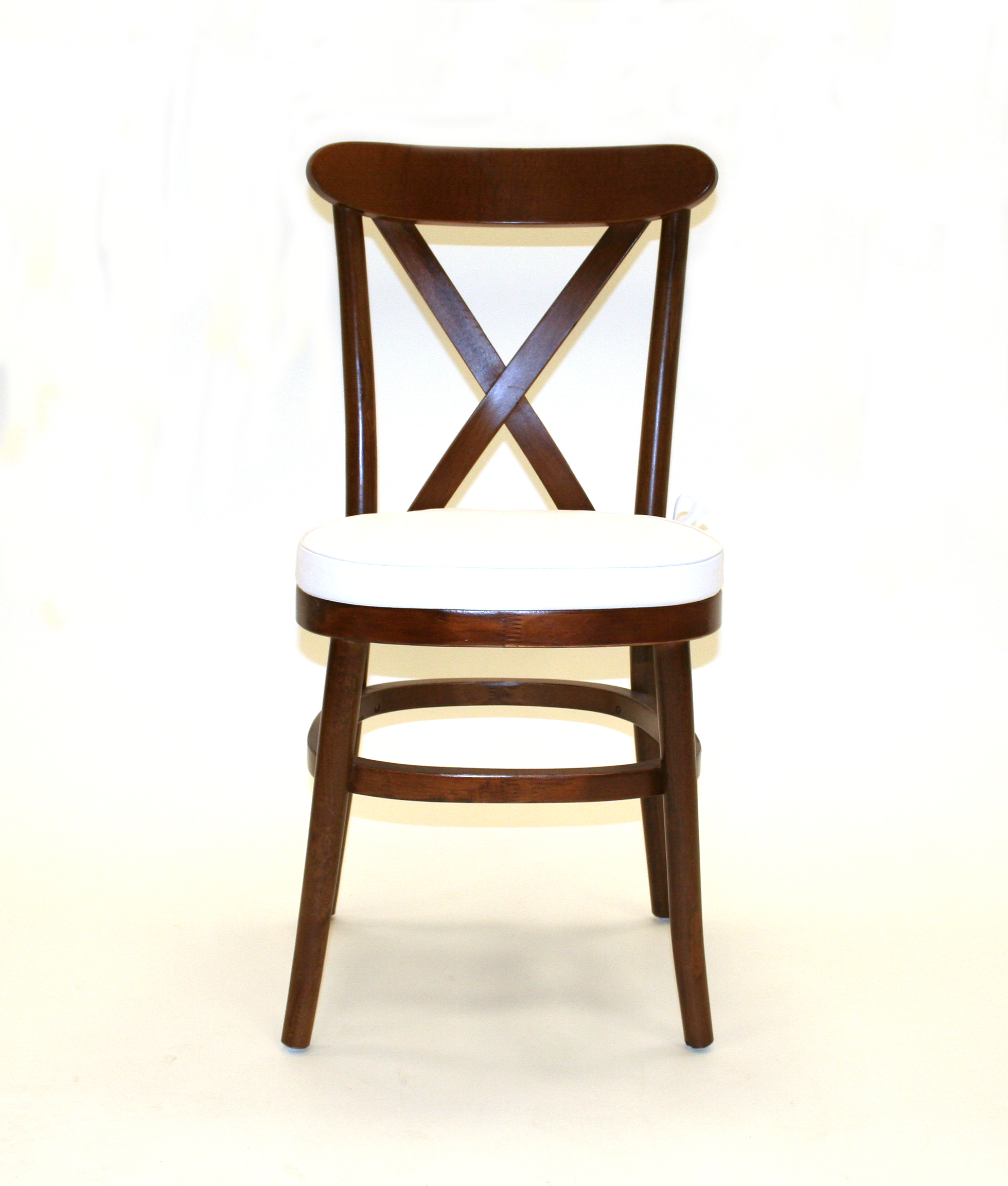 Traditional cross back chair - BE Event Hire