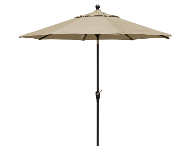 Parasol umbrella Khaki or Green - BE Event Hire