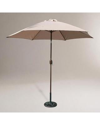 Parasol Umbrella Khaki or Green - BE Event Hire