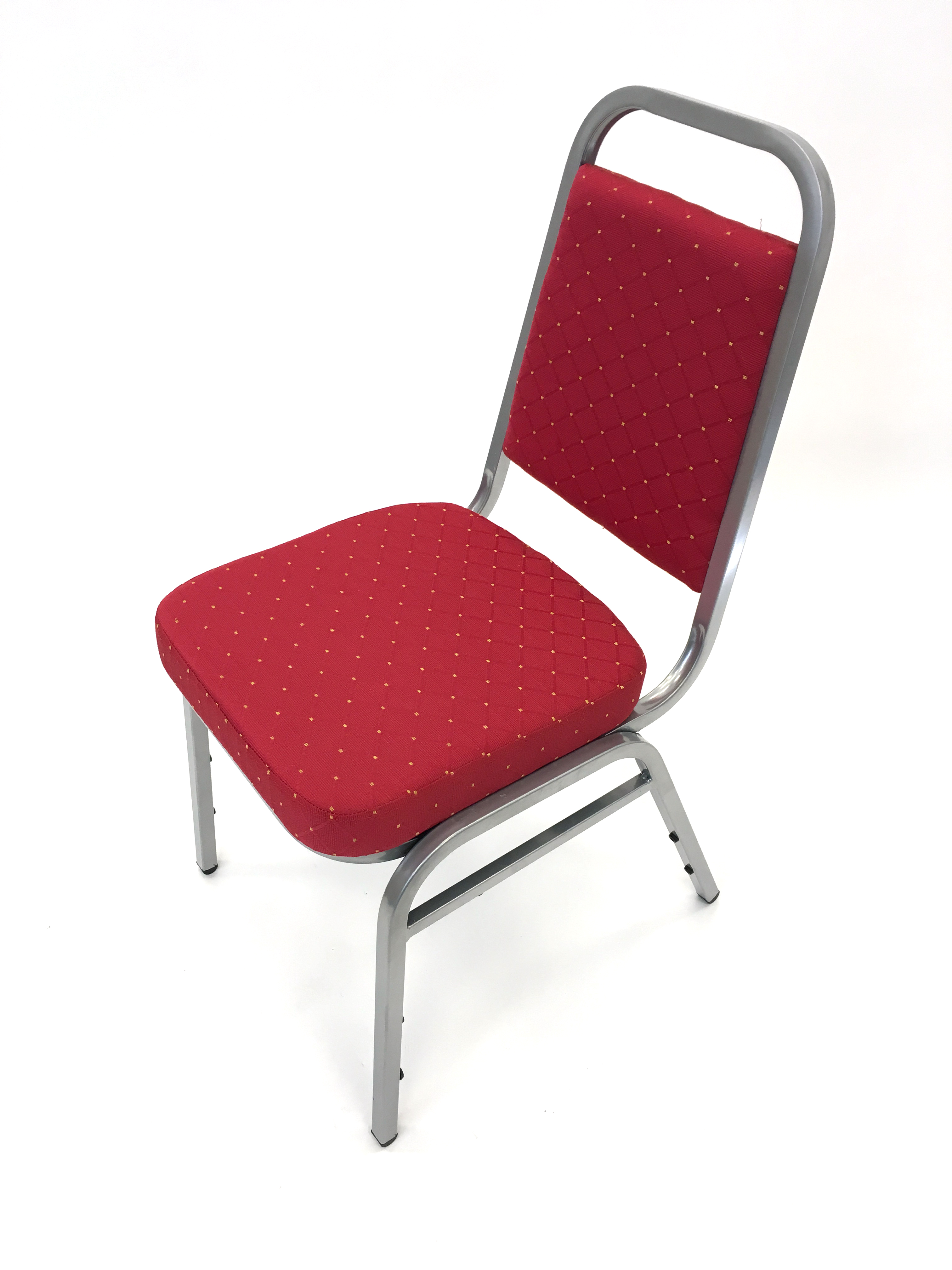 Red Budget Banquet Chair Hire