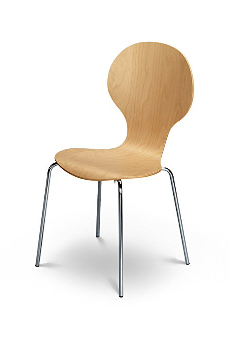 Wooden Keeler Chair - Contemporary Chair Hire