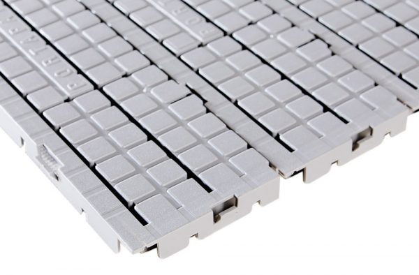 Mobile portable weatherproof flooring for use in mud or soft grass - BE Event Hire