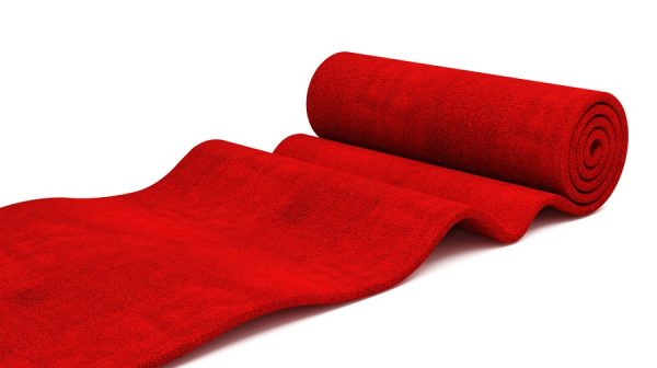 VIP Red Carpet ideal for use with our posts and ropes for that full VIP experience
