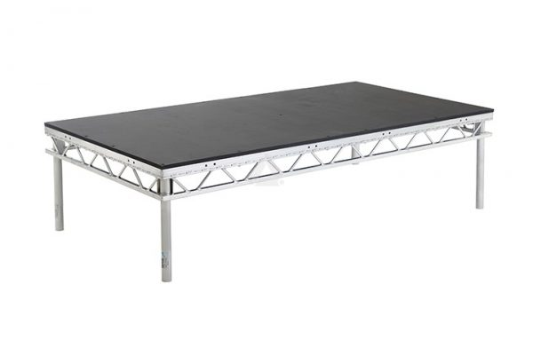 Prolyte Stage Block for Hire - 8′ x 4′ Stage Block - BE Event Hire
