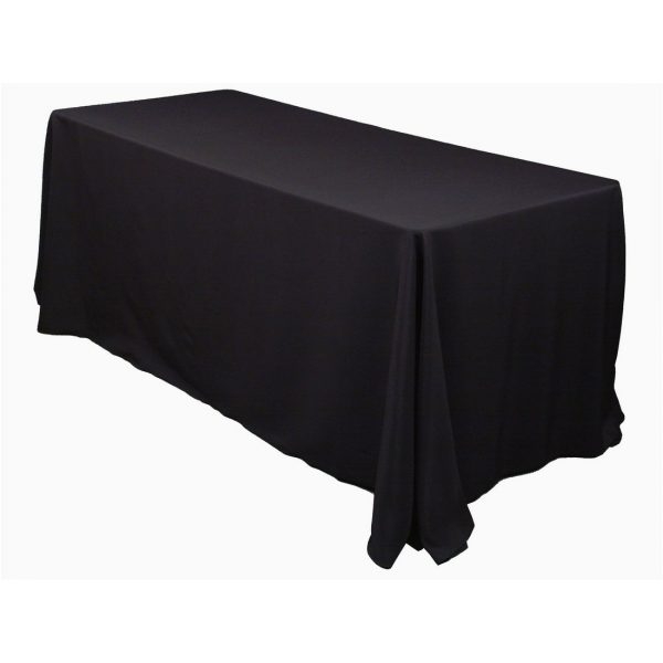 Black Table Cloths