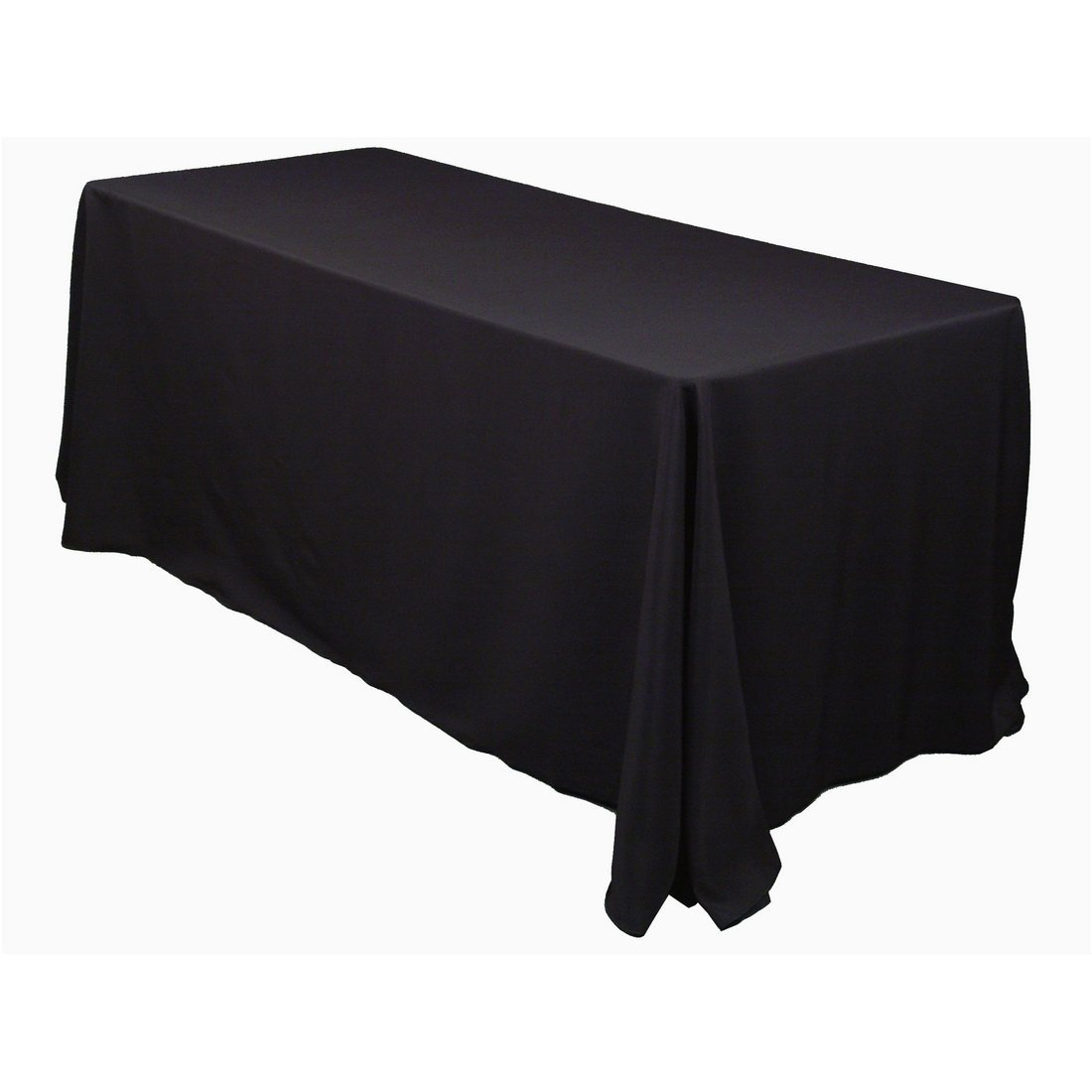 Black Table Cloth 70 Quot X 108 Quot Weddings Events Black