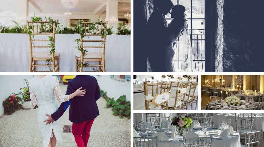 Ideas to Decorating your wedding chairs