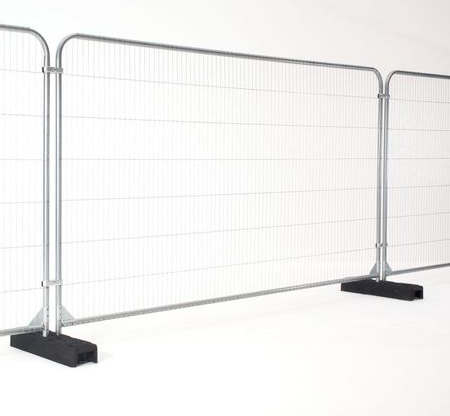 Security Fencing Panel for Hire - 3.5m x 2m Security Fencing - BE Event Hire
