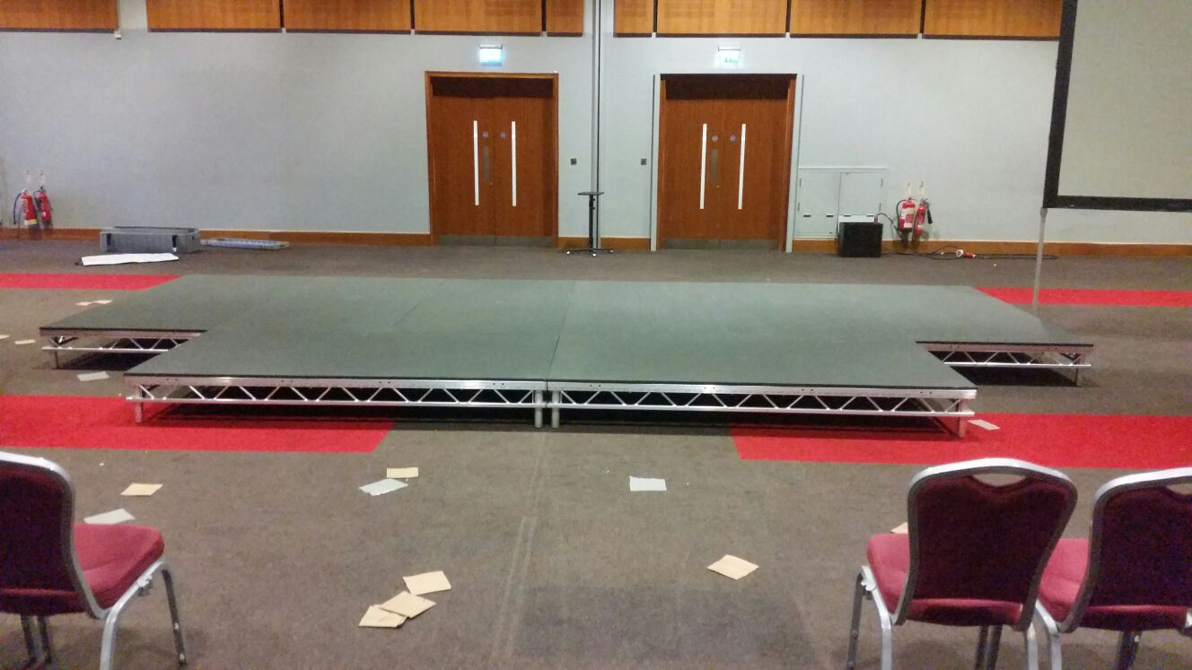 Prolyte Stage Block For Hire 8 X 4 Stage Block Be