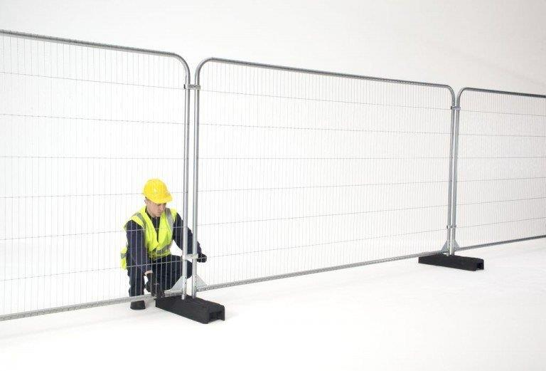 Security Fence for Hire