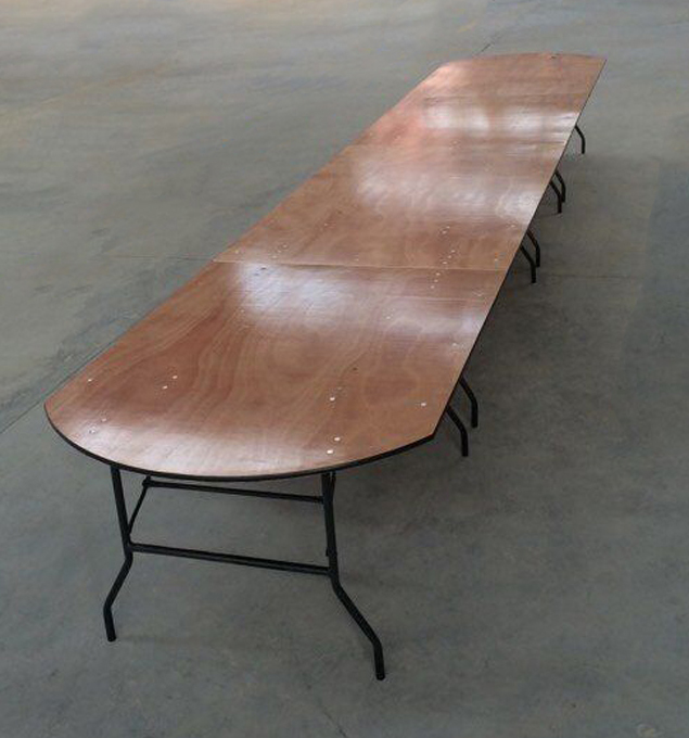 Conference Table, Boardroom Banquet Tables For Hire - BE Event Hire