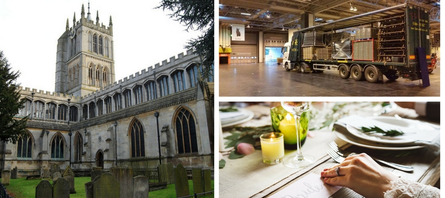 Event Venue Hire in and near Melton Mowbray - BE Event Hire