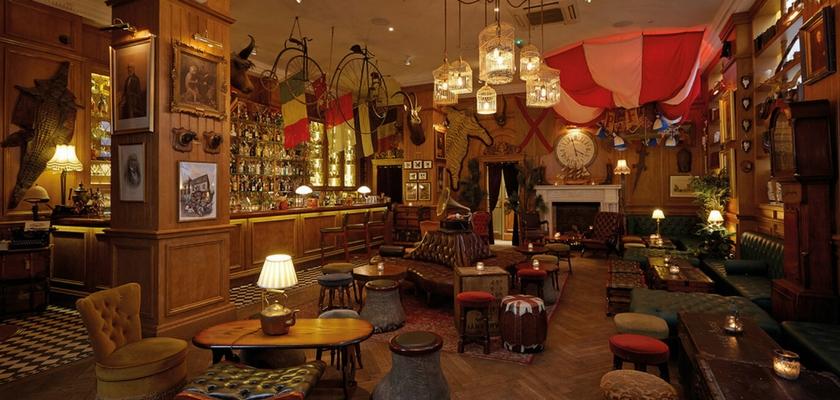 Office Christmas Party Ideas London Part - 28: Mr. Foggs - London Christmas Venue Ideas - BE Event Hire