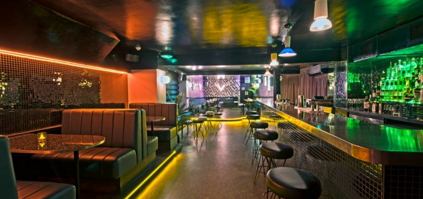 Rays Bar - London Christmas Venue Ideas - BE Event Hire