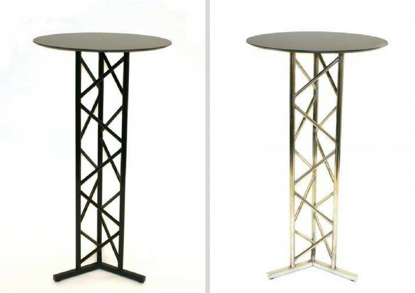New Poseur High Tables available to Hire - BE Event Hire