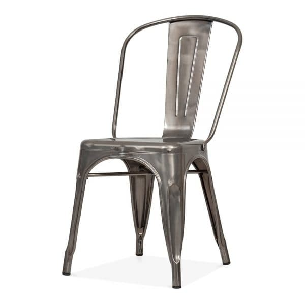 Tolix Bistro Chair Hire - BE Event Furniture Hire