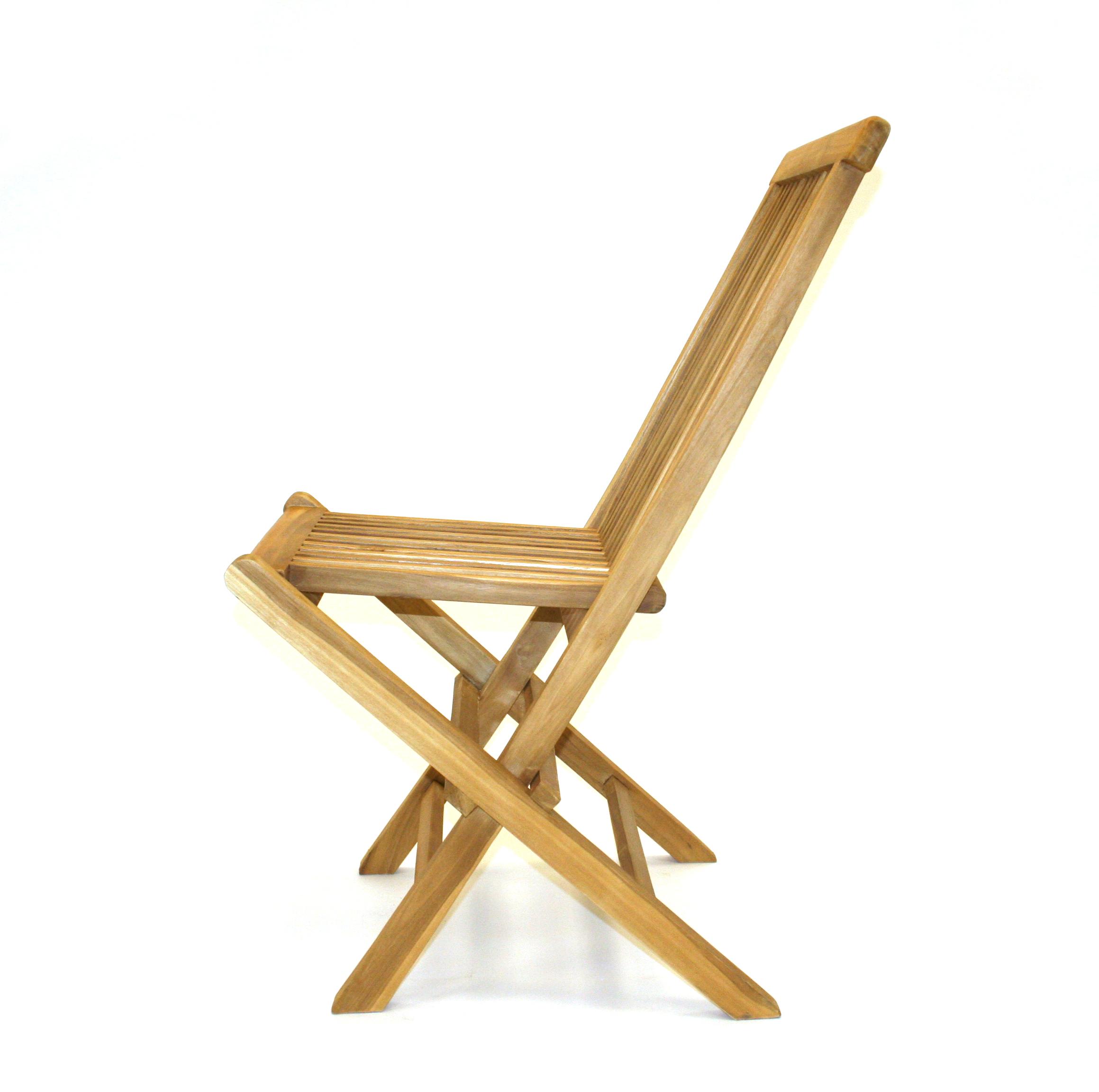 Teak Garden Chair Hire