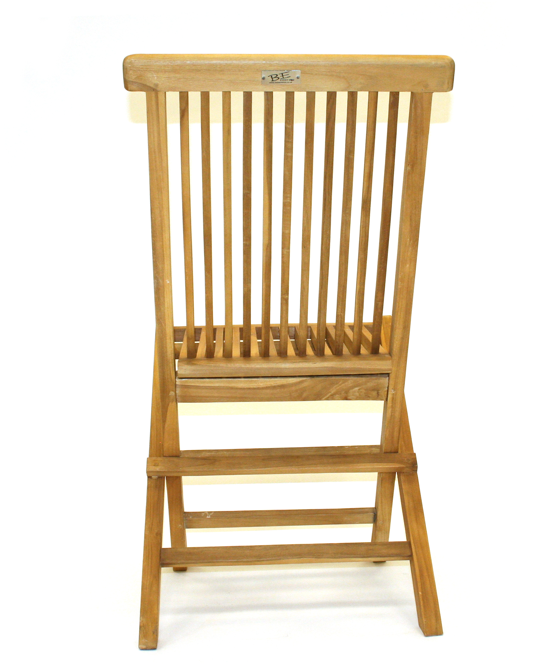 Teak Garden Chair Hire Cafes Events Exhibitions Be