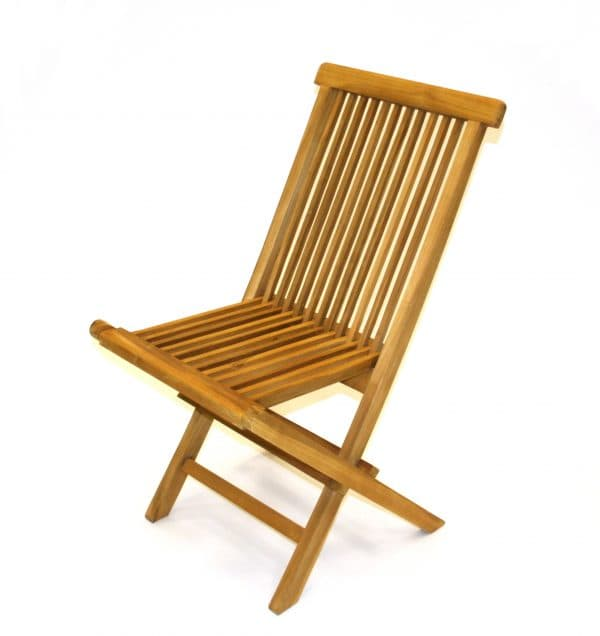 Teak Garden Chair Hire - BE Event Furniture Hire