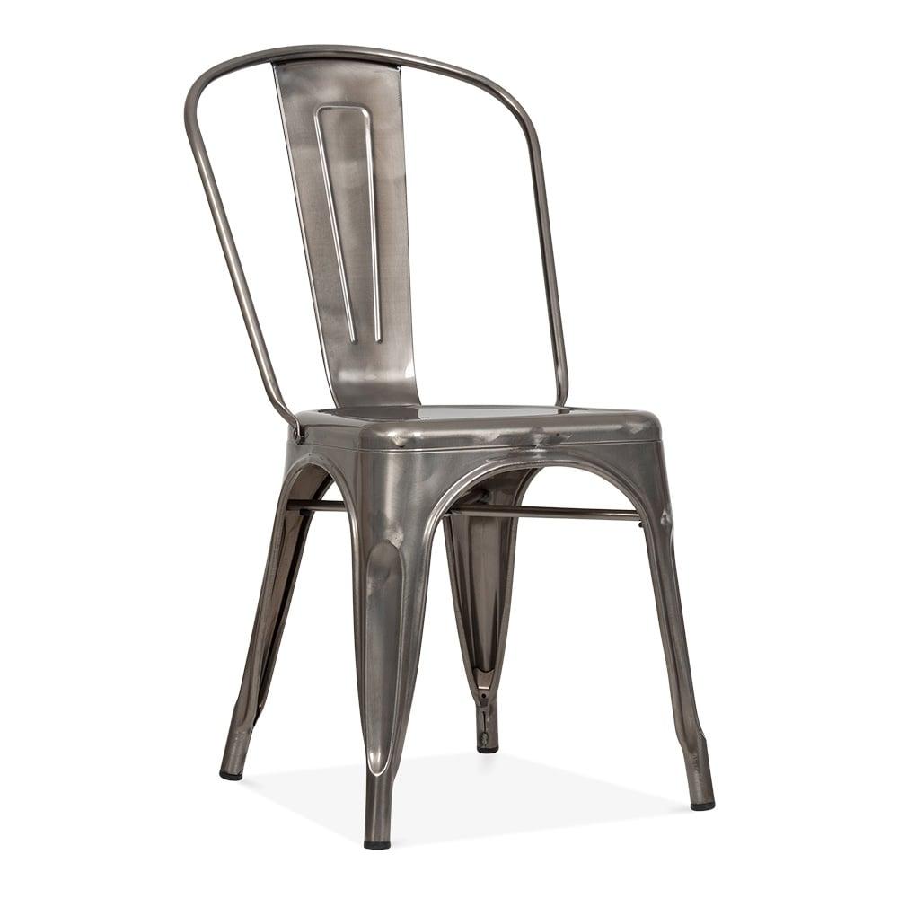 Tolix Bistro Chairs - Indoor & Outdoor Events, Exhibitions - BE Event Hire