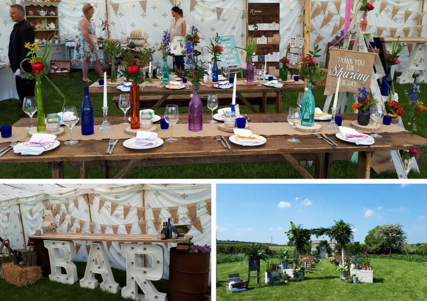 Wedding Marquee Hire Tips - BE Event Hire