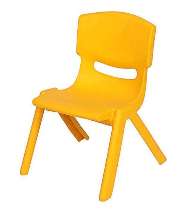 Yellow Childrens Chairs
