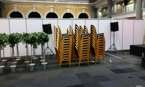 Chair Hire across the UK - BE Event Hire