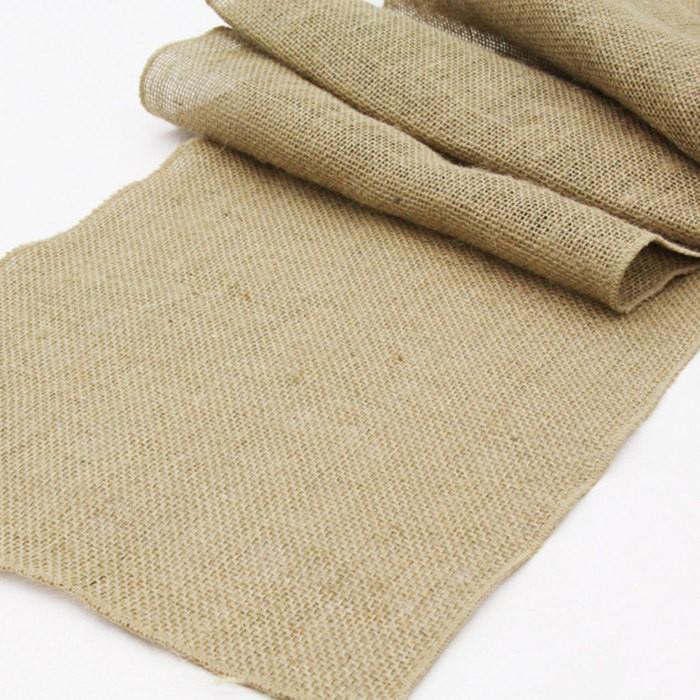 Hessian Table Runners Weddings Events Hire Be Event Hire