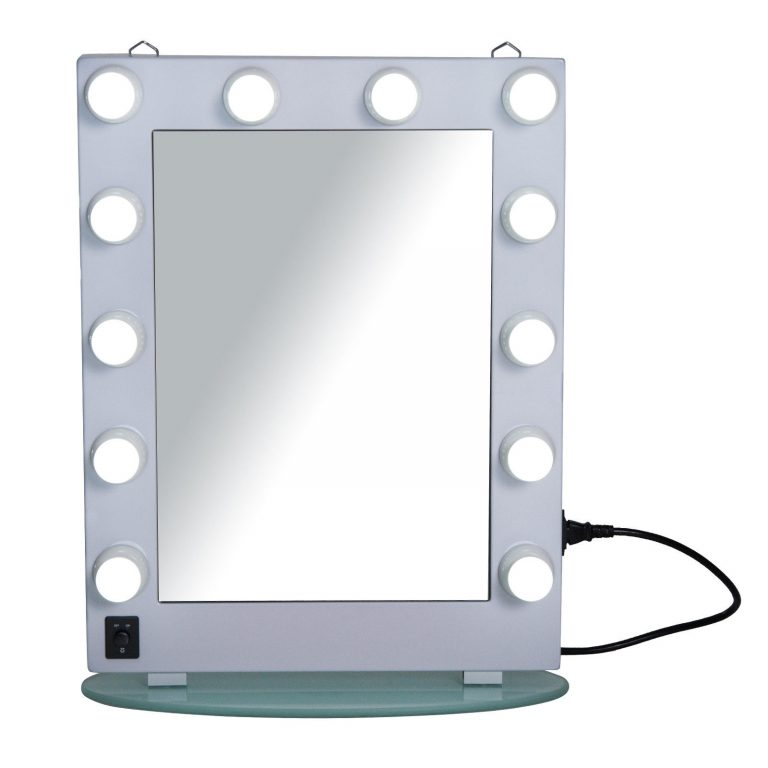 Hollywood style vanity make-up mirror hire