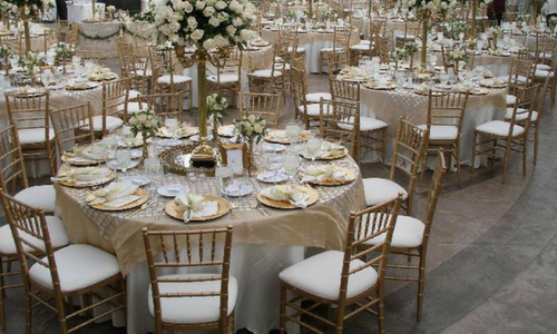 Round Table Hire - Table Hire - BE Event Hire
