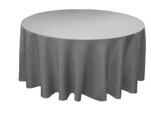 Grey Table Cloths
