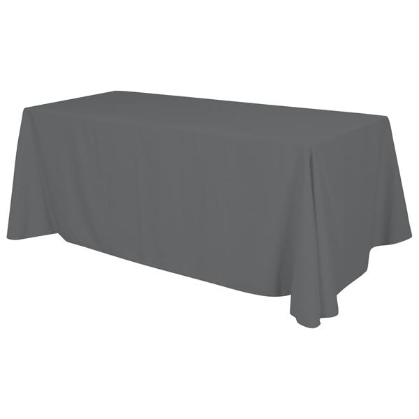 Dark grey table cloths