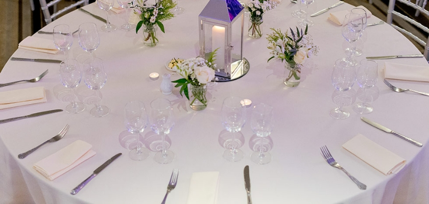 Round Table Hire Guide - BE Event Furniture Hire