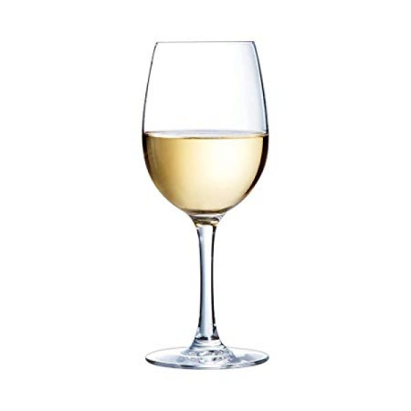 25cl White Wine Glass Hire - BE Event Furniture Hire
