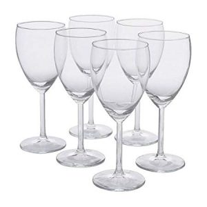 30 cl Red Wine Glass Hire - Glassware Hire - BE Event Hire