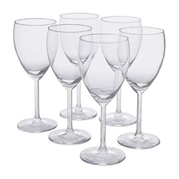 30cl Red Wine Glass Hire - BE Event Furniture Hire