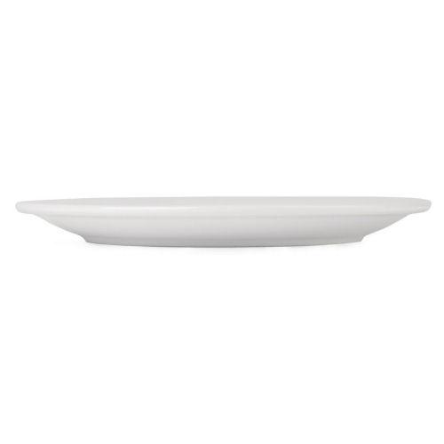 White Morley Plate