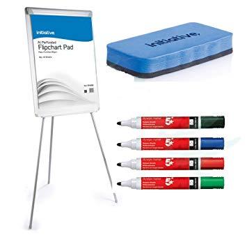 A1 Flip Chart Easel Whiteboard